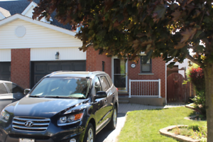 Northview Heights-3 BEDROOM SEMI-DETACHED HOME-CAMBRIDGE-$1595/M