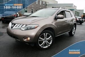 2009 Nissan Murano LE AWD TOIT-PANORAMIQUE