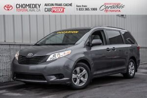 2017 Toyota Sienna 7 PASSAGERS AUTOMATIQUE MAGS