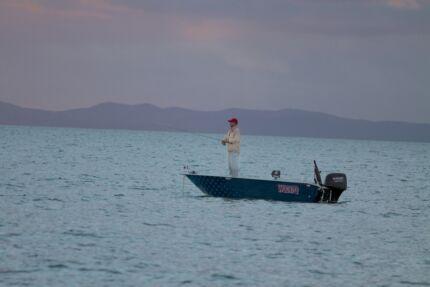 Crossxcountry CXC Boat