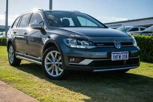 2018 Volkswagen Golf 7.5 MY18 Alltrack DSG 4MOTION 132TSI Grey 6 Speed Sports Automatic Dual Clutch Wangara Wanneroo Area Preview