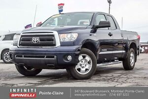 2012 Toyota Tundra SR5 Double Cab V8 + Remote Start BACKUP CAMER