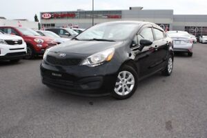 2014 Kia Rio LX+**Sieges Chauffants**Bluetooth**Cruise**