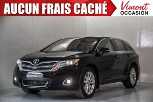 2014 Toyota Venza 2014+HB+XLE+FWD+TOIT PANORAMIQUE+BLUETOOTH ACC