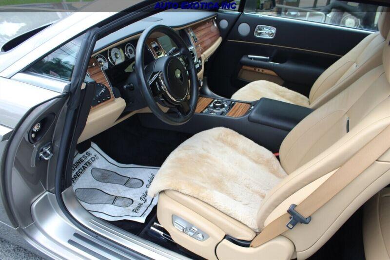 Image 19 Coche Americano usado Rolls-Royce Wraith 2015