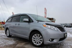 2014 Toyota Sienna XLE-CLEAN CARFAX|ONE OWNER|BACKUP CAM|BLINDSP