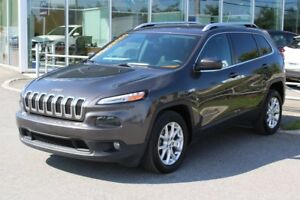 2015 Jeep Cherokee NORTH*AC*BLUETOOTH*CRUISE*CAM*GR ELEC*SIEGES