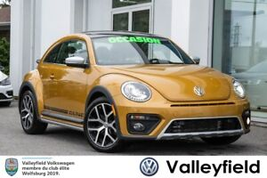 2016 Volkswagen Beetle Coupe *NOUVEL ARRIVAGE!*1.8T DUNE+RARE+CE