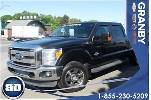 2011 Ford Super Duty F-250 SRW LARIAT DIESEL  POWER  STOKE CREW