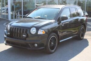 2009 Jeep Compass NORTH*RALLYE*4X4*AC*CRUISE*GR ELEC*TOIT*