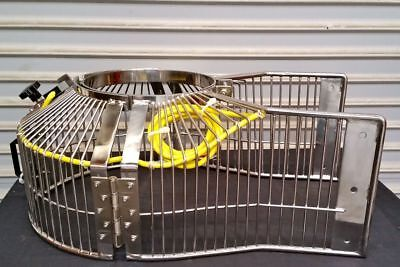 New 60 Qt Mixer Bowl Guard Safety Cage 4022 Hobart Planetary Accessory Tool Usa