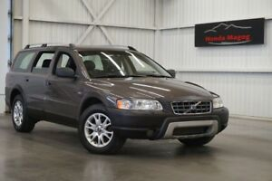 2006 Volvo XC70 Cross country AWD (cuir-toit ouvrant)