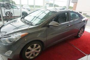 2011 Hyundai Elantra LIMITED CUIR TOIT MAG A/C GR.ELEC