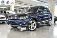 2016 Volkswagen Tiguan HIGHLINE R LINE HIGHLINE R LINE City of Montréal Greater Montréal Preview