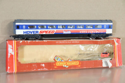 HORNBY R454 BR HOVER SPEED MK3a OPEN COACH BOXED nx