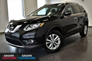 2015 Nissan Rogue SV AWD MOONROOF TOIT PANORAMIQUE CERTIFIED NIS