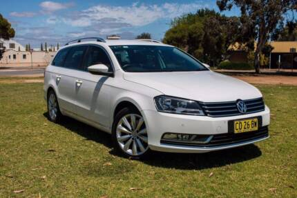 2014 Volkswagen Passat Wagon 3C 118TSI Full Services New Tyres Newcastle Newcastle Area Preview