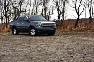 2012 Chevrolet Avalanche LT w/1SD