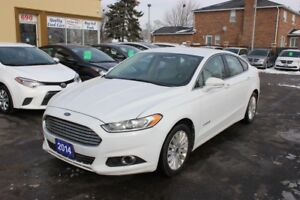 2014 Ford Fusion SE Hybrid Leather Loaded