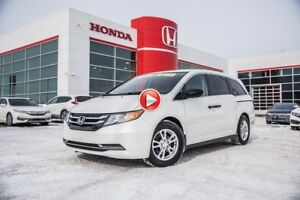 2016 Honda Odyssey LX+ GARANTIE 10ANS/200,000KM