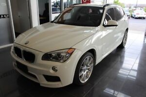 2014 BMW X1 XDrive35i M PACKAGE