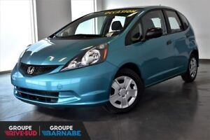 2014 Honda Fit DX-A ONLY 38,782 KM AND EXCELLENT CONDITION