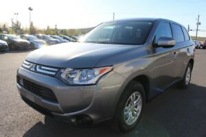 2014 Mitsubishi Outlander ES AWD SIEGES CHAUFFANTS  BLUETOOTH CR
