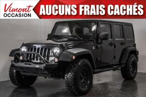 2014 Jeep Wrangler Unlimited 2014+2 TOITS+UNLIMITED+A/C+GR ELEC