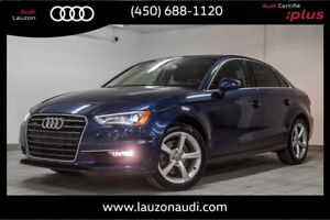 2015 Audi A3 2.0T QUATTRO STYLING PACK