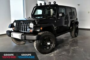 2013 Jeep Wrangler Unlimited SAHARA UNLIMITED 2 TOITS +MICKEY TH