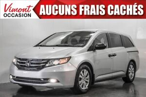 2015 Honda Odyssey 2015+SE+CAMERA RECUL+8 PASSAGERS ACCIDENT FRE