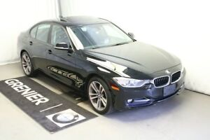 2014 BMW 320i xDrive Groupe d'éclairage,Groupe Gamme Sport