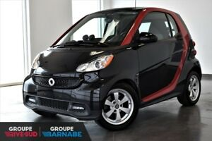 2015 smart Fortwo PASSION   MAGS+ FOGS +SIEGES CHAUFF PASSION MO