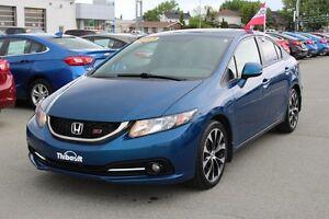 2013 Honda Civic Sdn Si