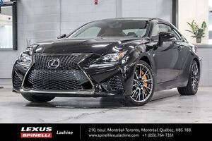 2017 Lexus RC F GROUPE PERFORMANCE $2,650 DEMO REBATE OFF MSRP