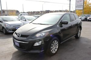 2012 Mazda CX-7 GX LEATHER SUNROOF BLUETOOTH