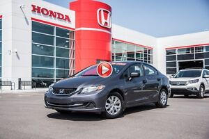 2015 Honda Civic DX BERLINE