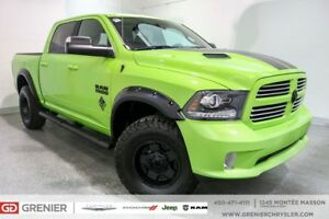 2017 Ram 1500 SPORT+''LIFTED''+CREW CAB SPORT+''LIFTED''+CREW CA