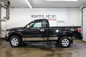 2013 Ford F-150 STX 5.0L 8 CYL AUTOMATIC RWD REGULAR CAB