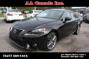 2014 Lexus IS IS 250 | BACKUP | SUNROOF