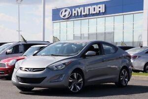 2015 Hyundai Elantra GLS MOTEUR 2.0L+CAMERA DE RECUL+TOIT OUVRAN