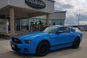 2014 Ford Mustang Premium / LEATHER / NO PAYMENTS FOR 6 MONTHS