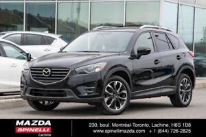 2016 Mazda CX-5 GT AWD CX-5 GT AWD NAVI BLUETOOTH HEATED SEAT LE