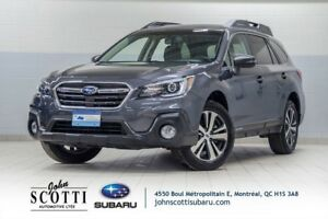 2018 Subaru Outback Limited CVT LEATHER GPS AWd