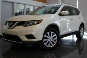 2014 Nissan Rogue S+COMM. AU VOLANT+A/C+BLUETOOTH S+COMM. AU VOL