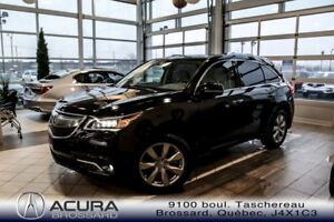 2016 Acura MDX Elite Pkg REAR DVD