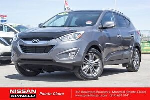 2015 Hyundai Tucson GLS AWD LEATHER PANO SUNROOF BACKUP CAMERA