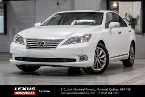 2012 Lexus ES 350 TOURING; CUIR TOIT BLUETOOTH NEW ARRIVAL