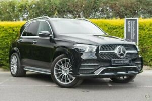 2020 Mercedes-Benz GLE-Class V167 800+050MY GLE300 d 9G-Tronic 4MATIC Black 9 Speed Sports Automatic