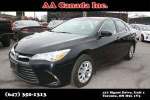 2015 Toyota Camry LE ACCIDENT FREE